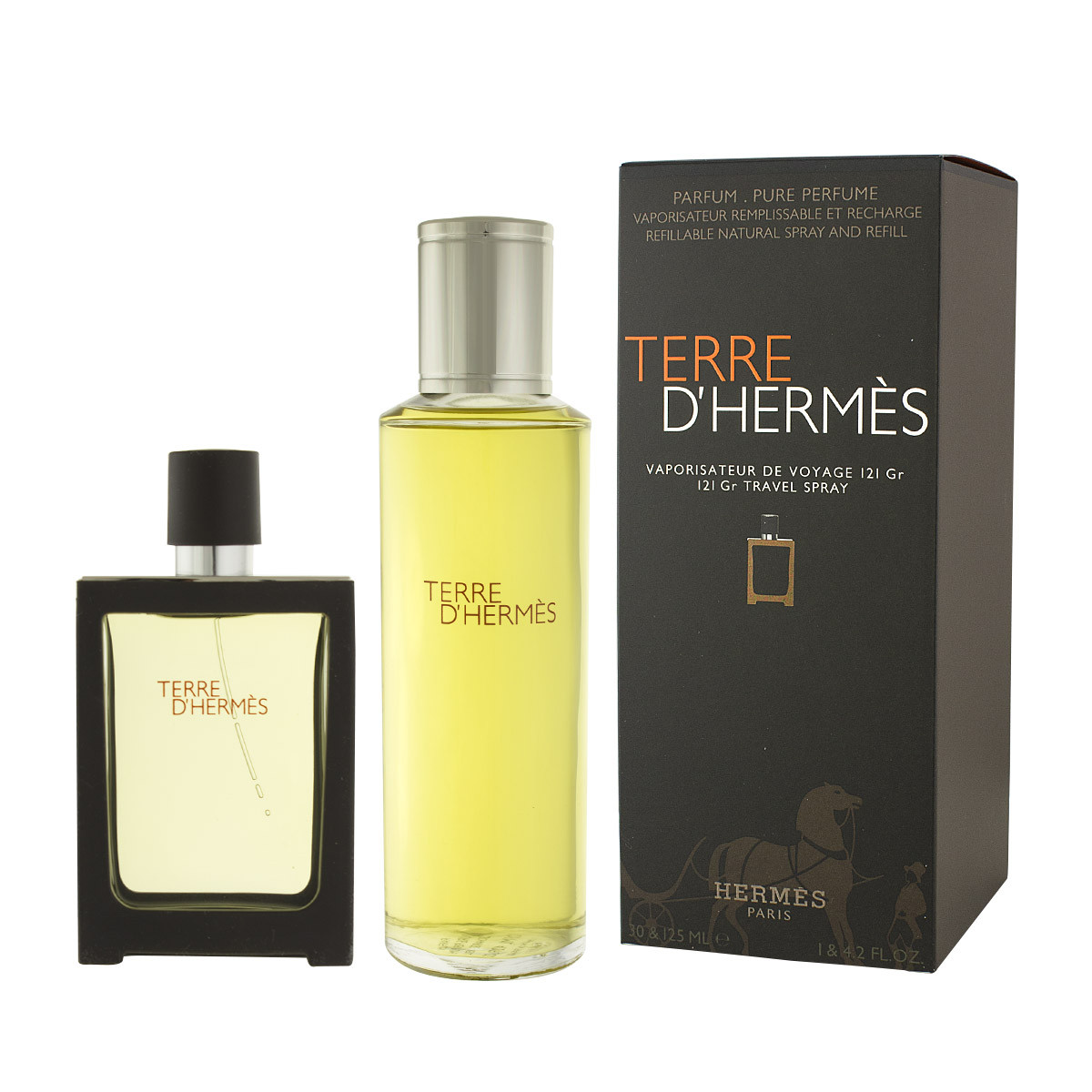herm s terre d 39 herm s parfum nachf llbar 30 ml parfum. Black Bedroom Furniture Sets. Home Design Ideas