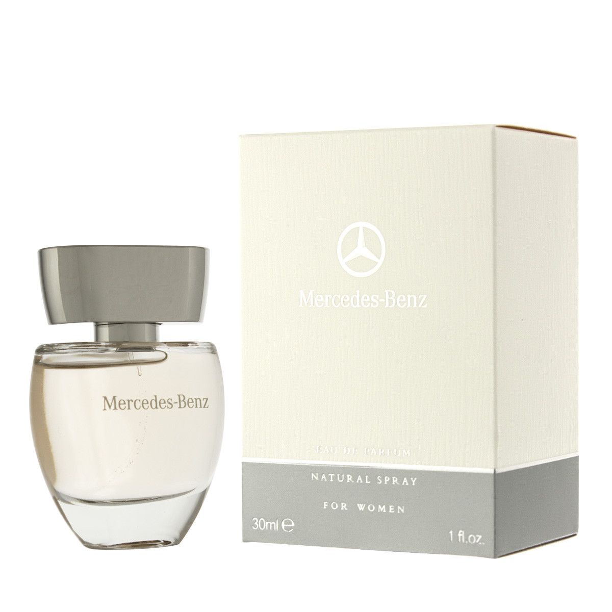 mercedes benz mercedes benz for woman eau de parfum 30 ml. Black Bedroom Furniture Sets. Home Design Ideas