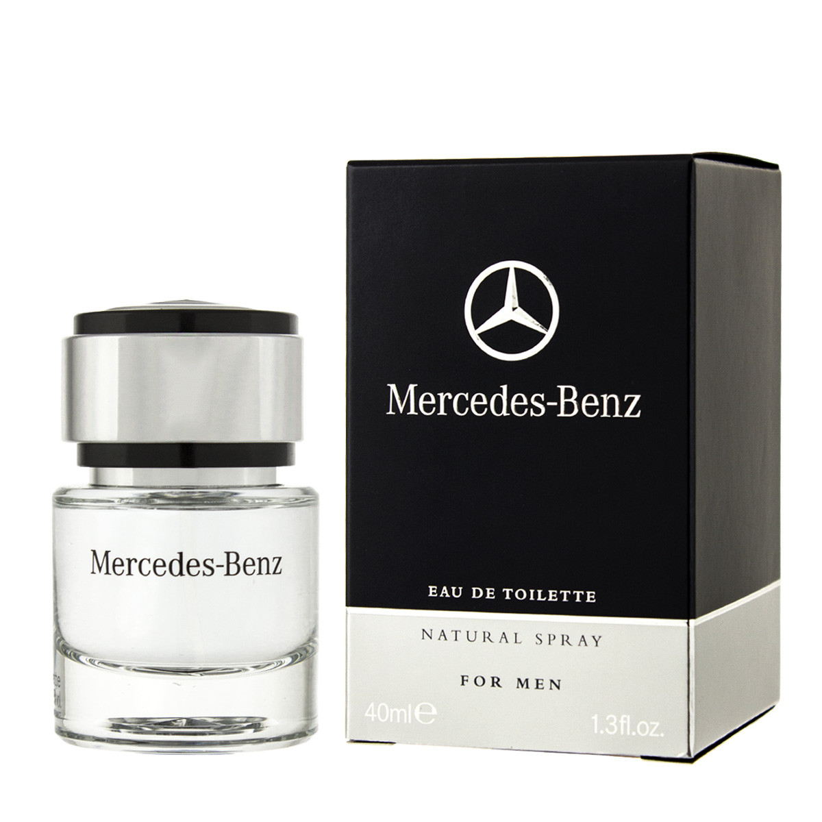mercedes benz mercedes benz eau de toilette 40 ml man. Black Bedroom Furniture Sets. Home Design Ideas