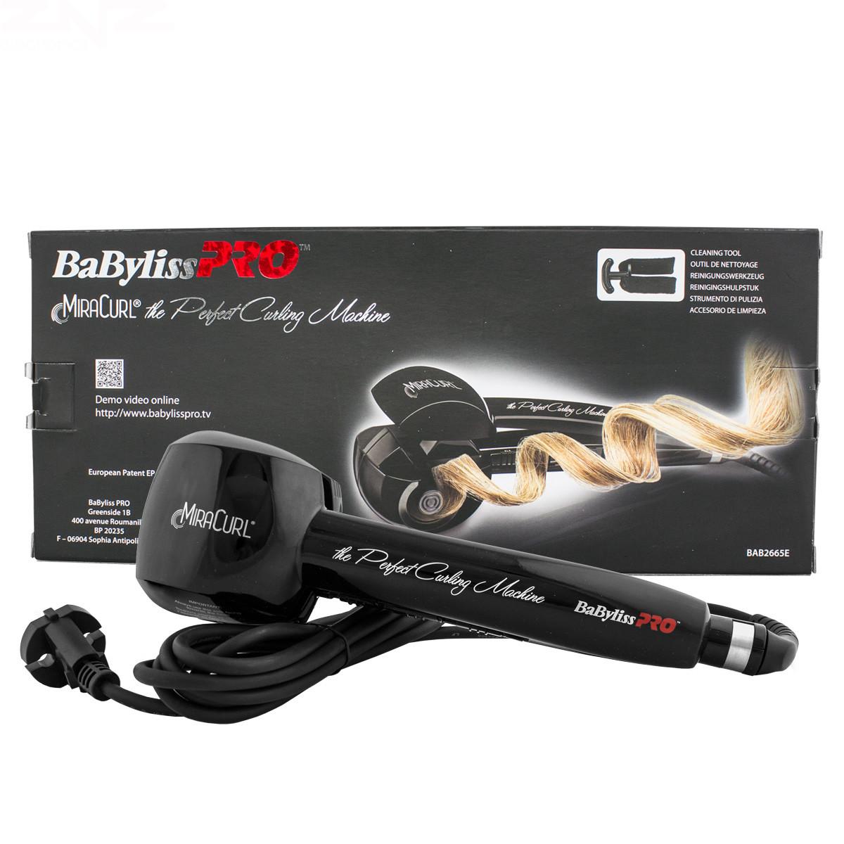 babyliss pro professional hair curler miracurl bab2665e. Black Bedroom Furniture Sets. Home Design Ideas