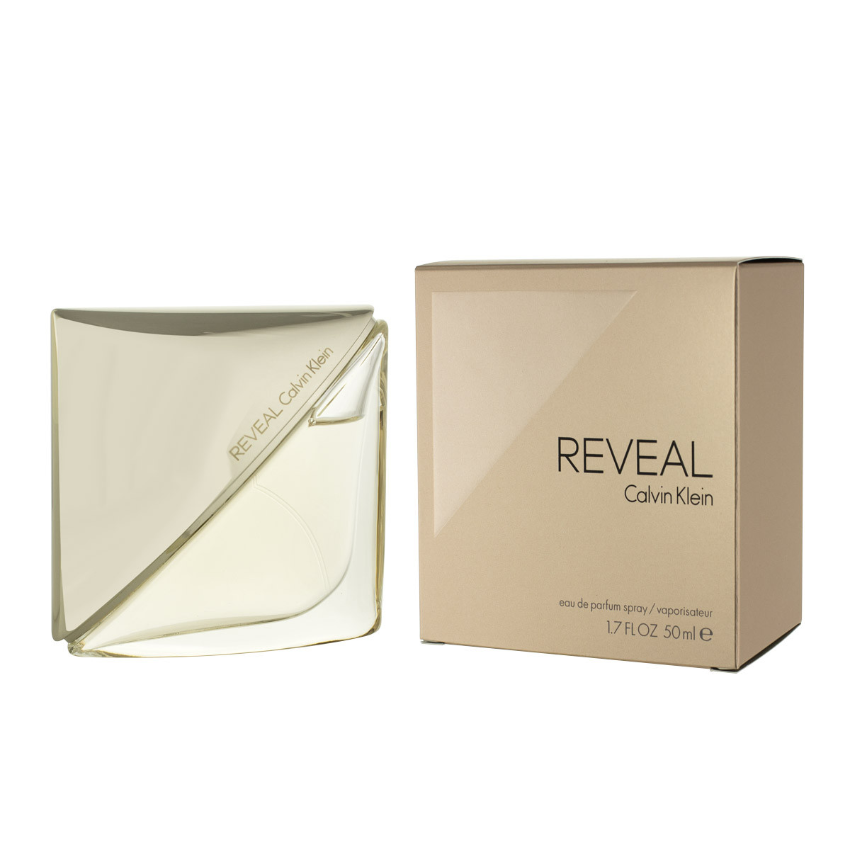 calvin klein reveal eau de parfum 50 ml woman reveal. Black Bedroom Furniture Sets. Home Design Ideas