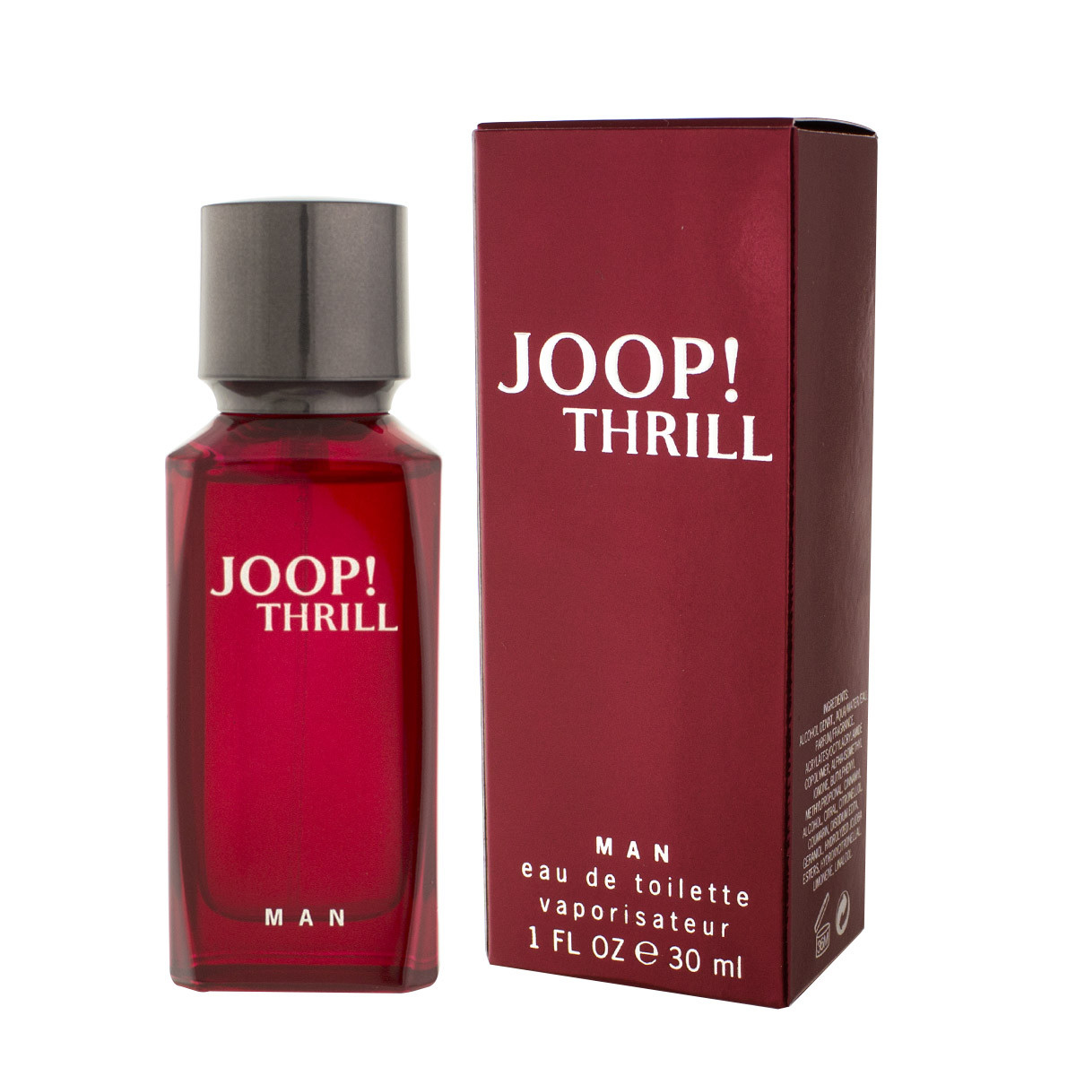 super cute recognized brands new styles JOOP Thrill Man Eau De Toilette 30 ml (man) - Thrill Man ...