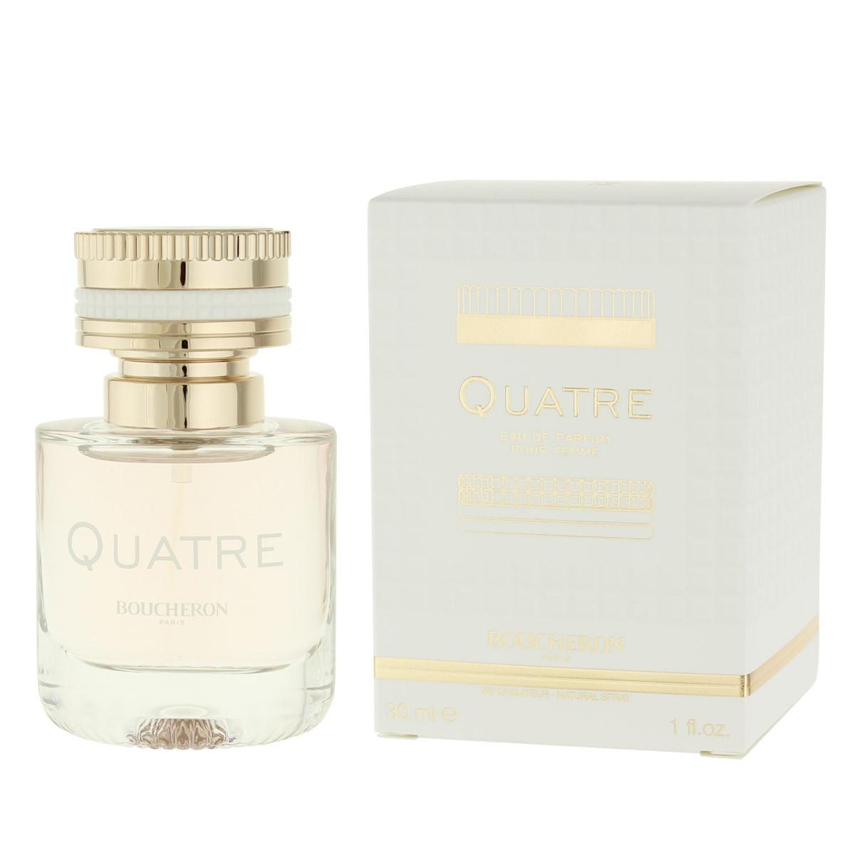 Boucheron Quatre Pour Femme Eau De Parfum 30 ml (woman)