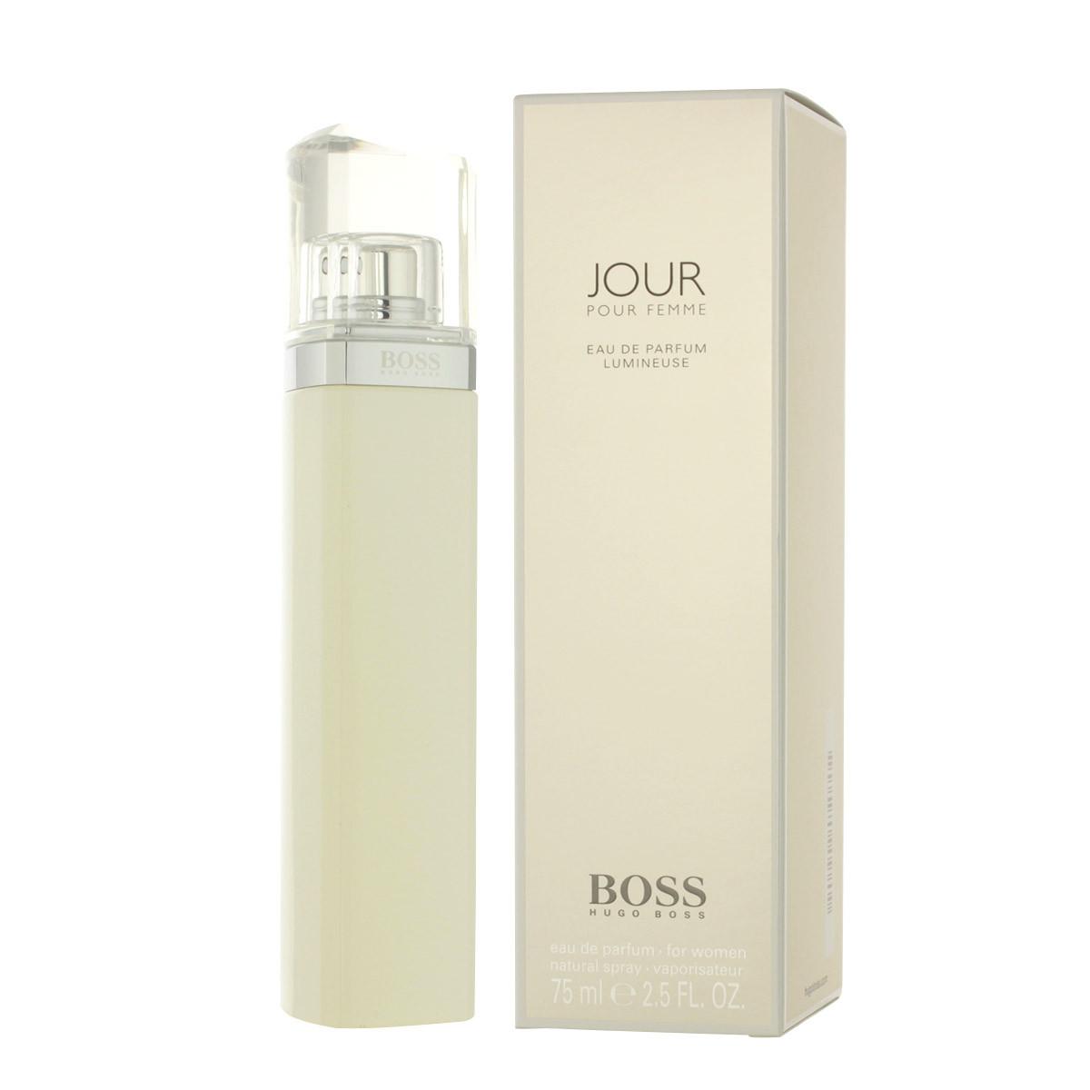 hugo boss jour pour femme lumineuse eau de parfum 75 ml. Black Bedroom Furniture Sets. Home Design Ideas