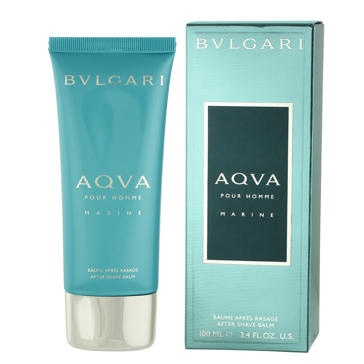 Bvlgari Aqva Pour Homme Marine After Shave Balsam 100 Ml