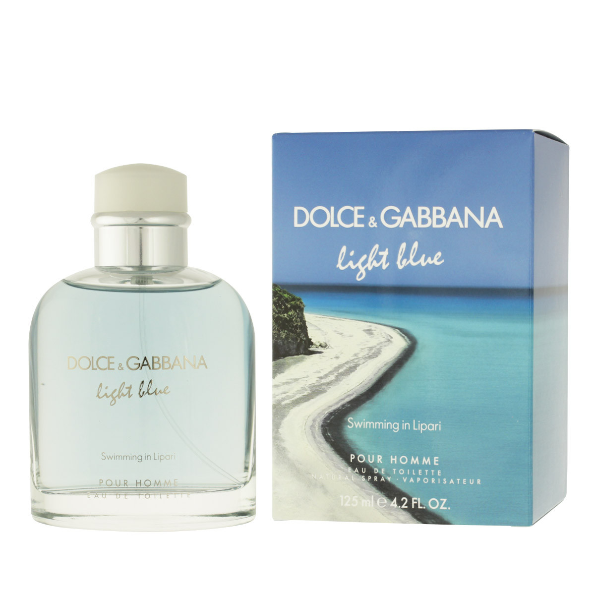 dolce gabbana light blue swimming in lipari eau de. Black Bedroom Furniture Sets. Home Design Ideas