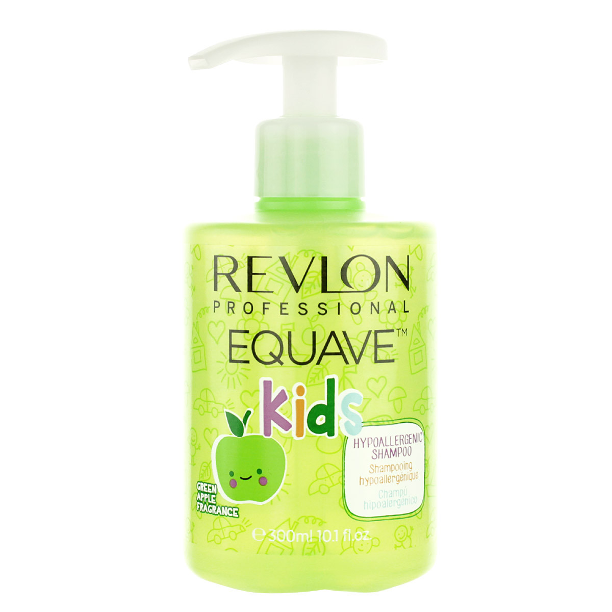 revlon professional equave kids shampoo 2v1 300 ml. Black Bedroom Furniture Sets. Home Design Ideas