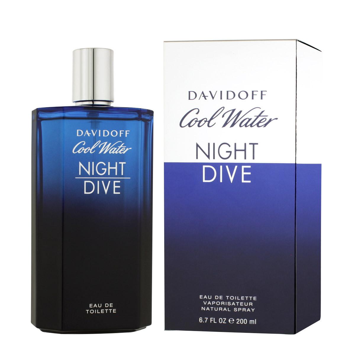 Davidoff Cool Water Night Dive Eau De Toilette 200 ml (man)