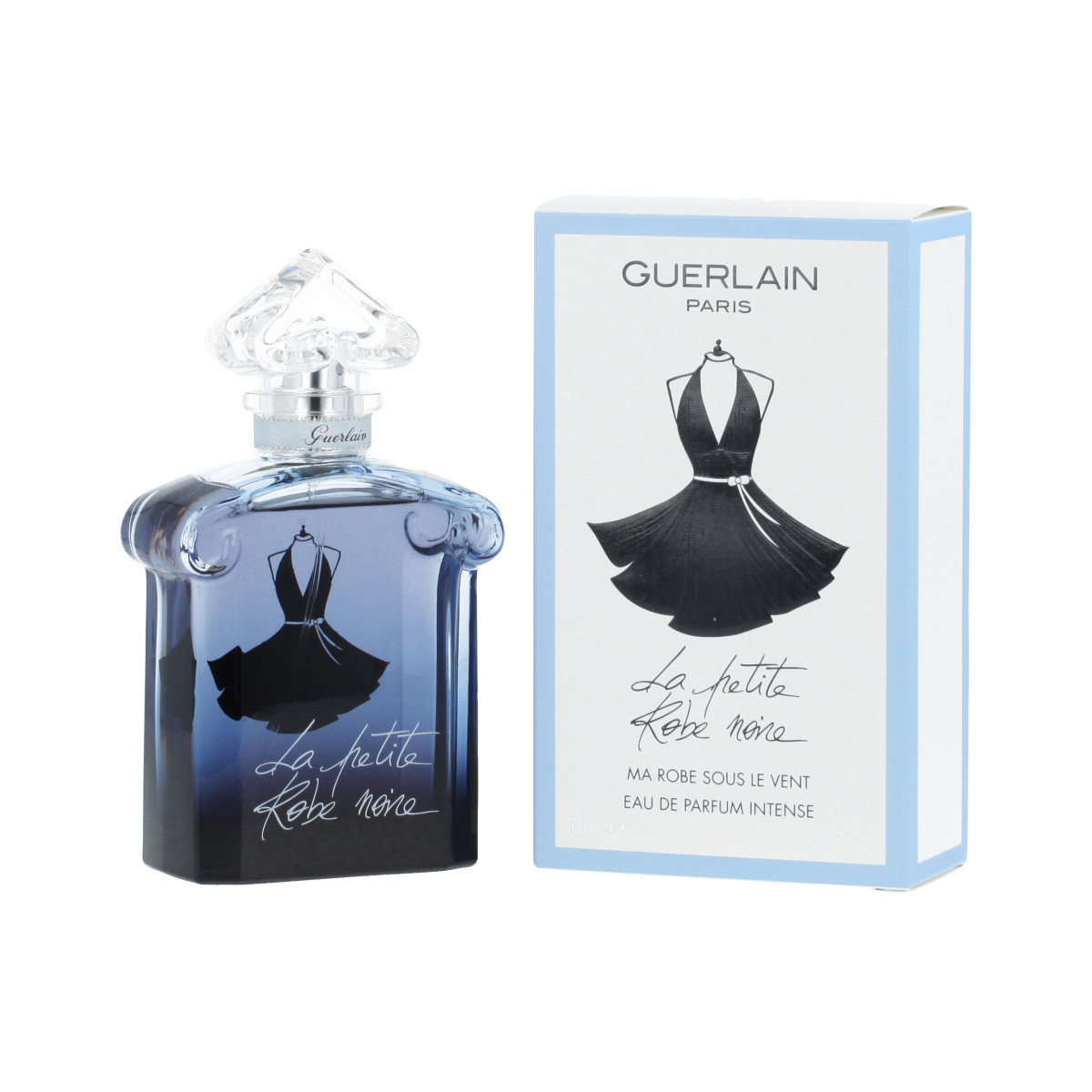 Guerlain La Petite Robe Noir Intense Eau De Parfum 100 Ml Woman Samsara Edp