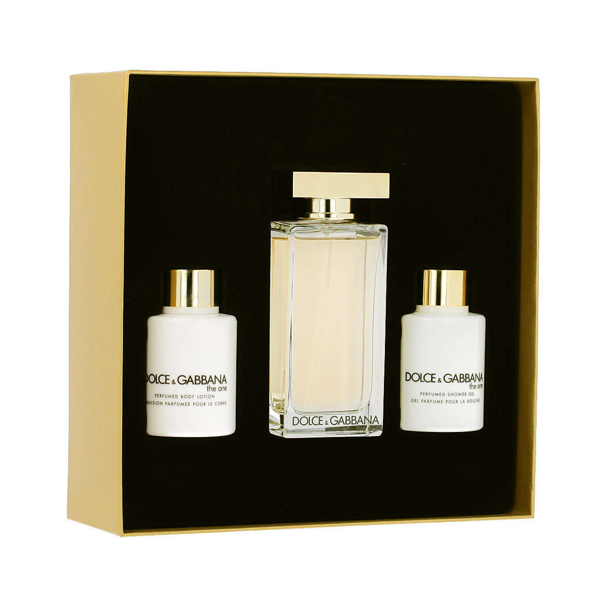 4bce8302f53f45 Dolce   Gabbana The One EDT 100 ml + SG 100 ml + BL 100 ml (woman ...