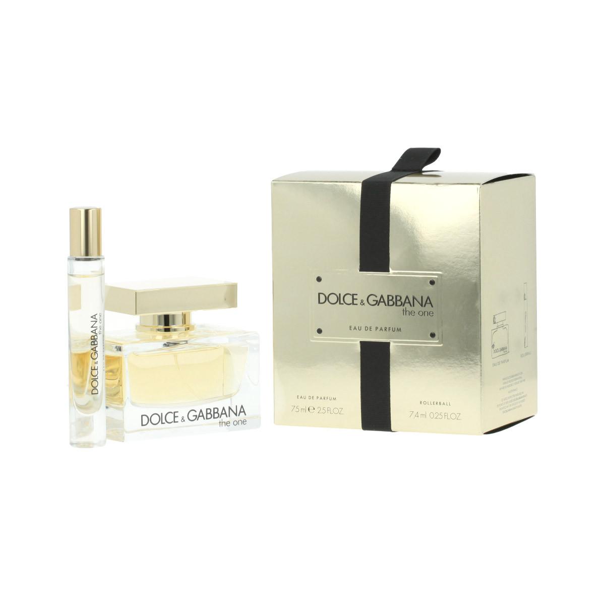 3f62b6da58a1cf Dolce   Gabbana The One EDP 75 ml + EDP MINI 7,4 ml (woman) - The ...