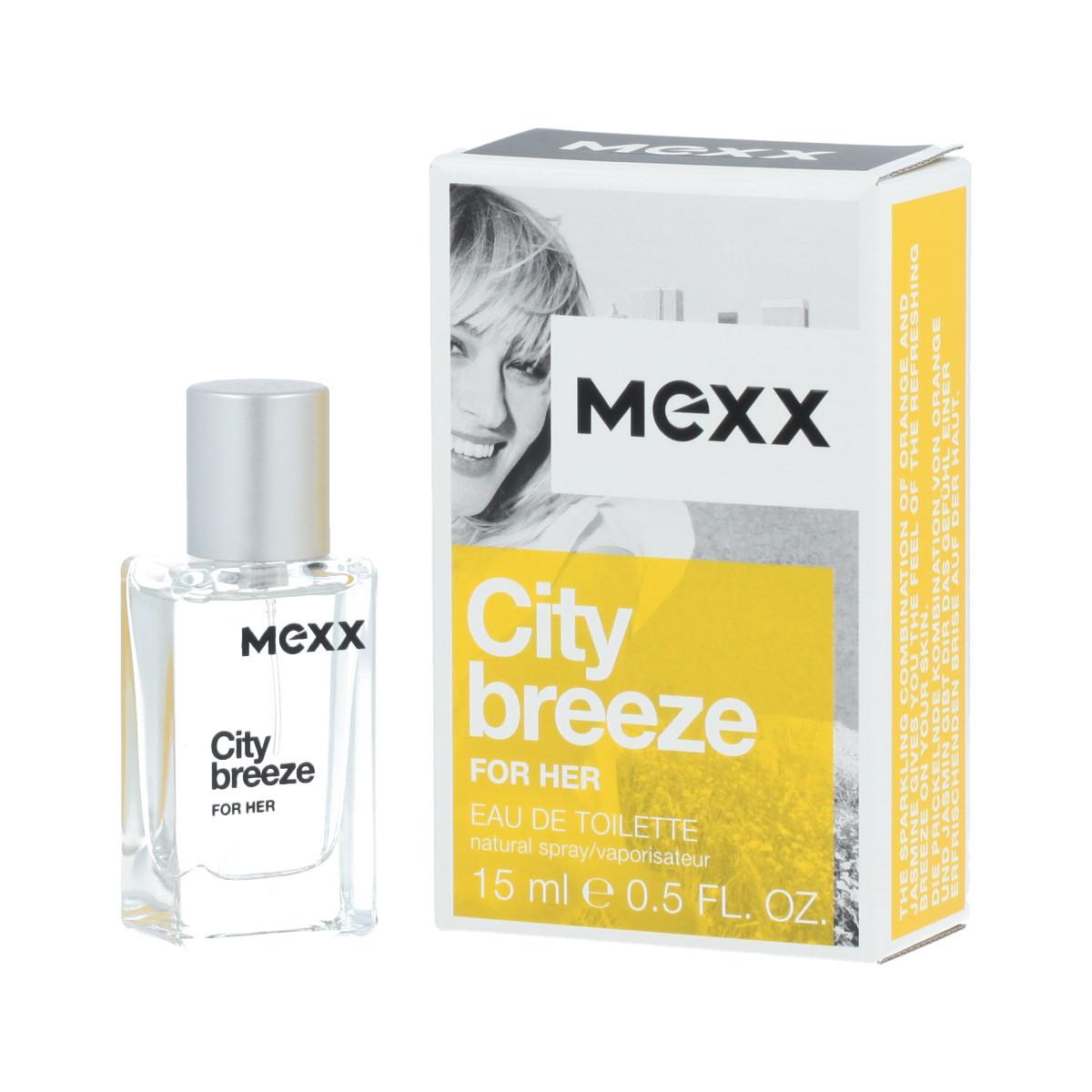0997cbc5b8a Mexx City Breeze For Her Eau De Toilette 15 ml (woman) - City Breeze ...