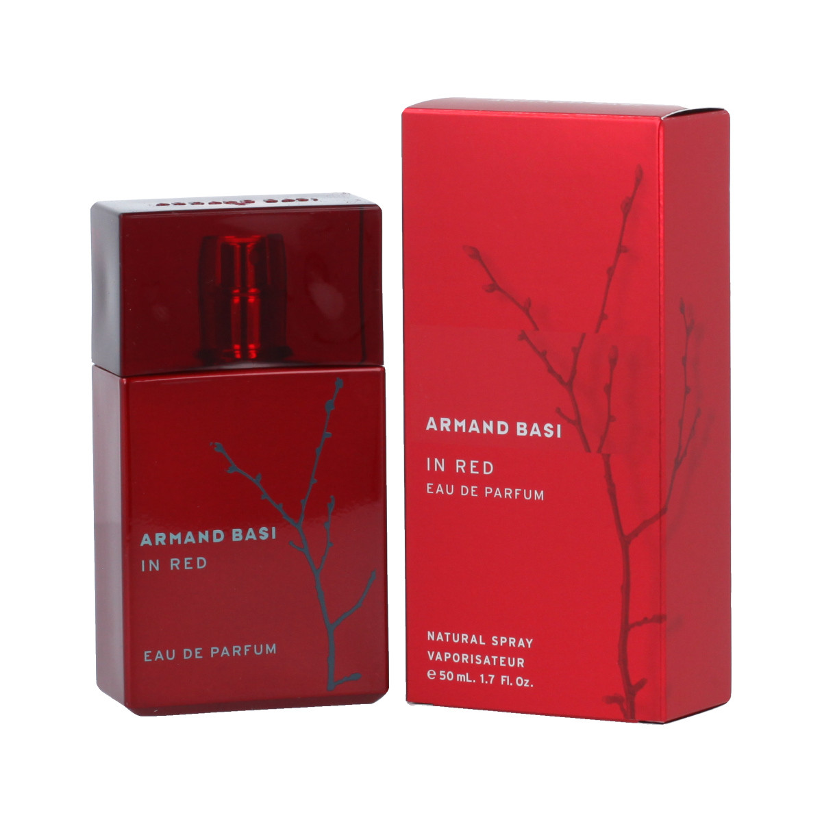 Armand Basi In Red Eau De Parfum 50 ml (woman)