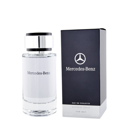 mercedes benz mercedes benz eau de toilette 120 ml man. Black Bedroom Furniture Sets. Home Design Ideas