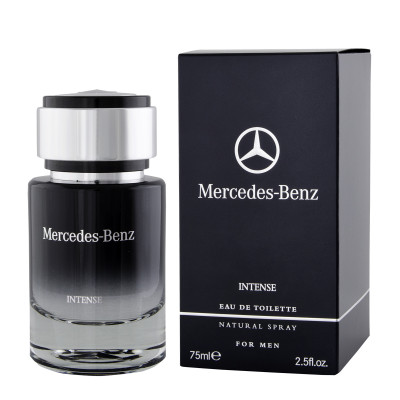 mercedes benz intense eau de toilette 75 ml man. Black Bedroom Furniture Sets. Home Design Ideas
