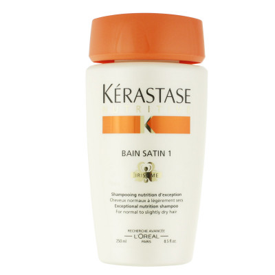 K rastase nutritive bain satin 1 irisome 250 ml for Kerastase bain miroir 1 vs 2