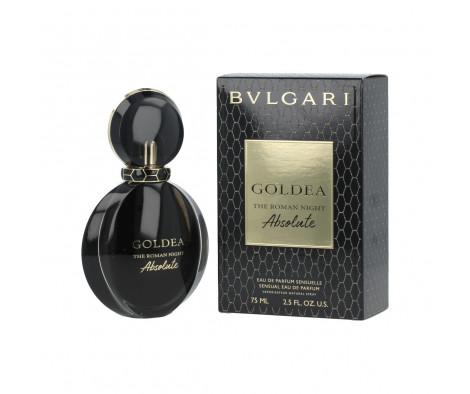 Bvlgari Goldea The Roman Night Absolute Eau De Parfum Sensuelle 75 ml (woman)