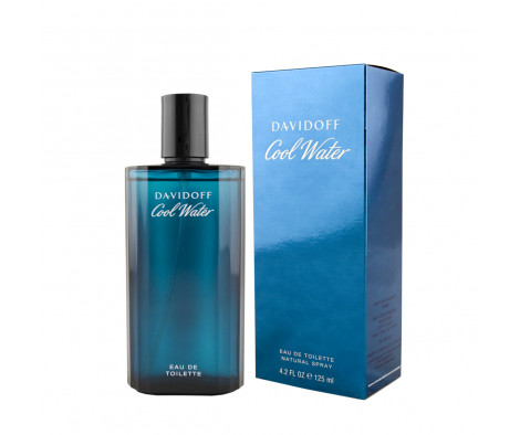 Davidoff Cool Water for Men Eau De Toilette 125 ml (man)