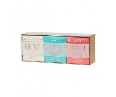 Bvlgari The Omnia Purse Spray Collection EDT 3 x 15 ml (woman)