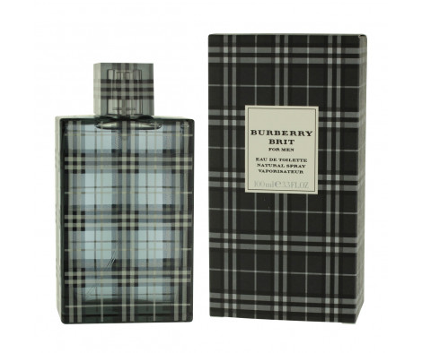 Burberry Brit For Men Eau De Toilette 100 ml (man)