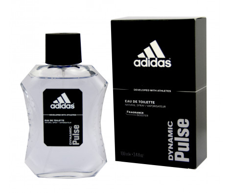 Adidas Dynamic Pulse Eau De Toilette 100 ml (man)