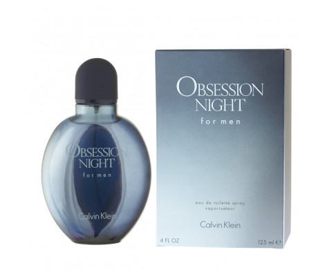 Calvin Klein Obsession Night for Men Eau De Toilette 125 ml (man)