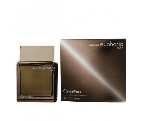 Calvin Klein Euphoria Men Intense Eau De Toilette 100 ml (man)