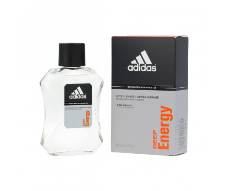 Adidas Deep Energy After Shave Lotion 100 ml (man)