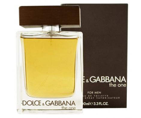 Dolce & Gabbana The One for Men Eau De Toilette 100 ml (man)