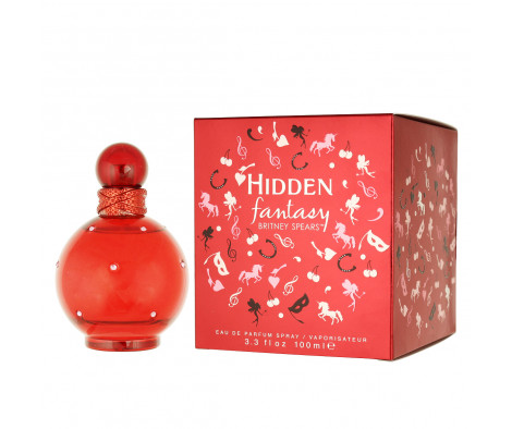 Britney Spears Hidden Fantasy Eau De Parfum 100 ml (woman)