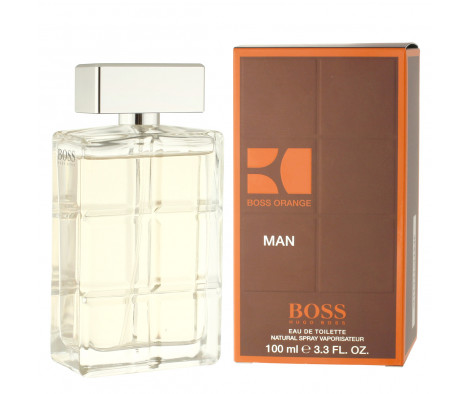 Hugo Boss Orange Man Eau De Toilette 100 ml (man)