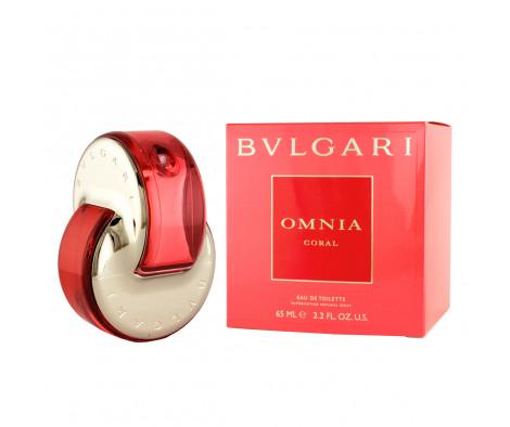 Bvlgari Omnia Coral Eau De Toilette 65 ml (woman)