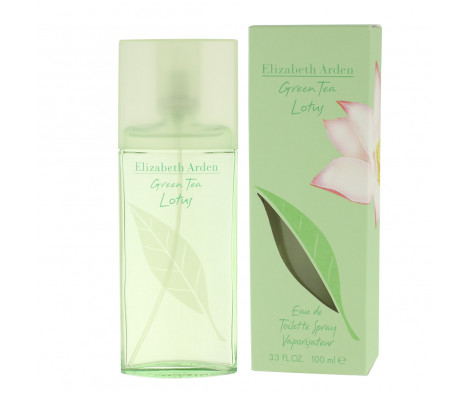Elizabeth Arden Green Tea Lotus Eau De Toilette 100 ml (woman)
