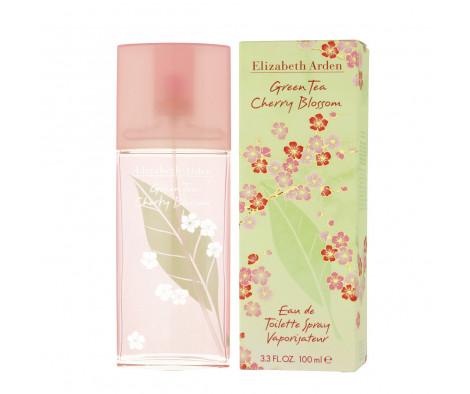 Elizabeth Arden Green Tea Cherry Blossom Eau De Toilette 100 ml (woman)