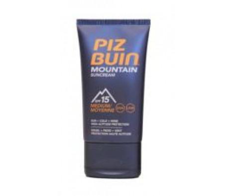 piz buin mountain suncream spf 15 40 ml mountain piz. Black Bedroom Furniture Sets. Home Design Ideas
