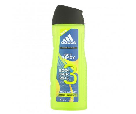 Adidas Get Ready! For Him Duschgel 400 ml (man)
