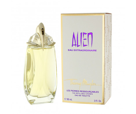 Thierry Mugler Alien Eau Extraordinaire Eau De Toilette Refillable 90 ml woman