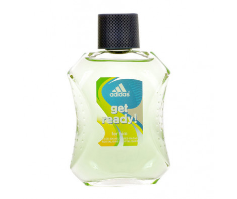 Adidas Get Ready! For Him After Shave Lotion 50 ml (man)