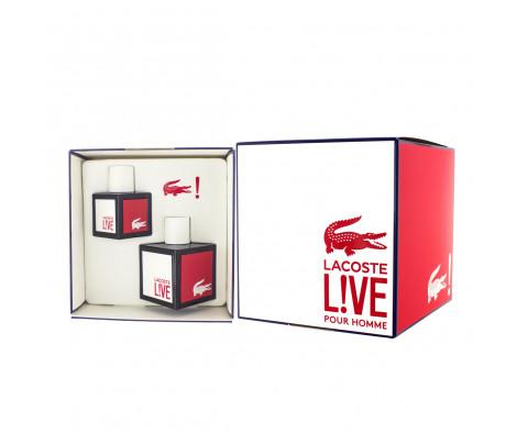 Lacoste Live EDT 100 ml + EDT 40 ml (man)