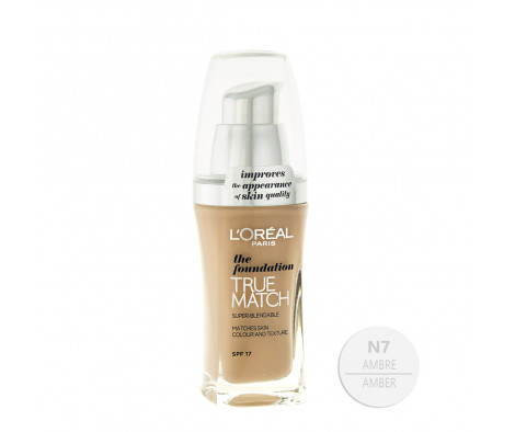 L´Oreal Paris True Match the foundation make-up 30 ml