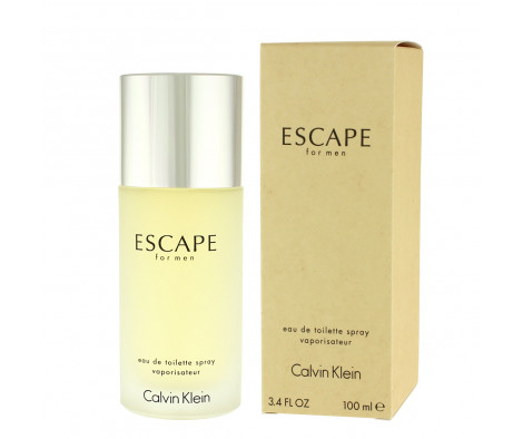 Calvin Klein Escape for Men Eau De Toilette 100 ml (man)