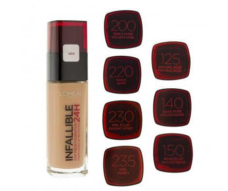 L´Oréal Paris Infallible 24H make-up 30 ml