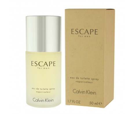 Calvin Klein Escape for Men Eau De Toilette 50 ml (man)