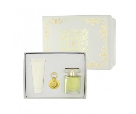 Versace Vanitas EDT 100 ml + BL 100 ml + Schlüsselanhänger (woman)