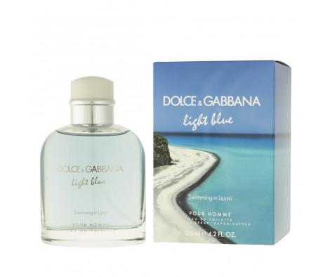 Dolce & Gabbana Light Blue Swimming in Lipari Eau De Toilette 125 ml (man)