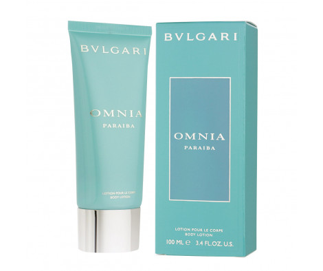 Bvlgari Omnia Paraiba Körperlotion 100 ml (woman)