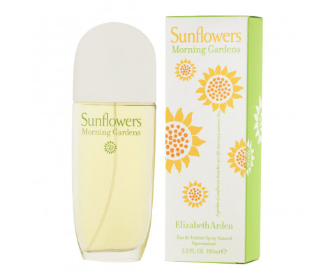 Elizabeth Arden Sunflowers Morning Gardens Eau De Toilette 100 ml (woman)