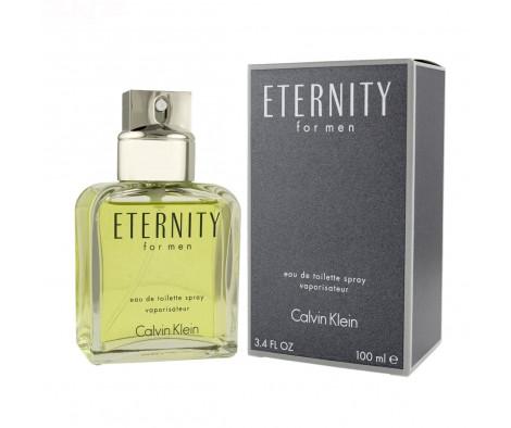 Calvin Klein Eternity for Men Eau De Toilette 100 ml (man)