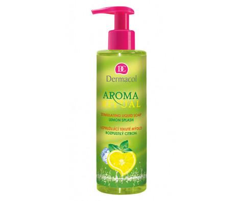 Dermacol Aroma Ritual Stimulating Liguid Soap Lemon Splash 250 ml