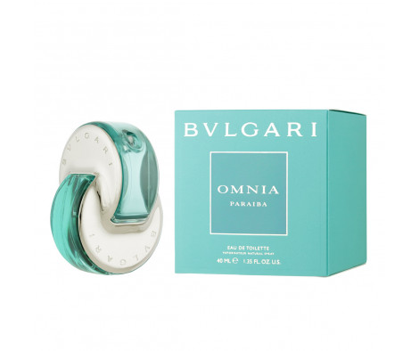 Bvlgari Omnia Paraiba Eau De Toilette 40 ml (woman)